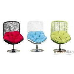 Fotel ogrodowy Mebledla ALICE Kolory Negocjuj Cenę - produkt z kategorii- Leżaki ogrodowe