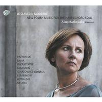 Le Clavecin Moderne - New Polish Music for the Harpsichord (Digipack) (CD) - Alina Ratkowska