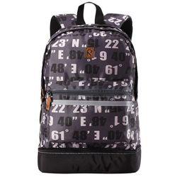 Plecak dziecięcy REIMA Limitys szary wzór 12l (rozmiar M) z kategorii Pozostałe plecaki