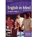English In Mind 3 Student's Book + Cd, Cambridge University Press