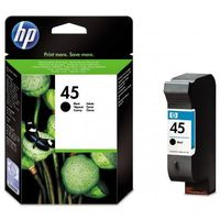 HP tusz Black nr 45A, 51645AE