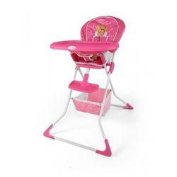Milly Mally krzesełko do karmienia MINI Bear z kategorii Krzesełka do karmienia
