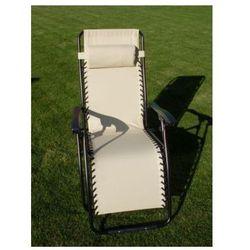 Fotel ogrodowy 2320 OXFORD beżowy