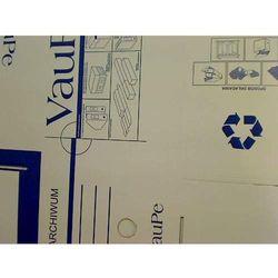 Pudełko na dokumenty 150mm 436 marki Vaupe