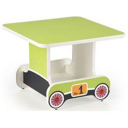 Producent: elior Stolik dla dziecka wagonik milo 3x - zielony