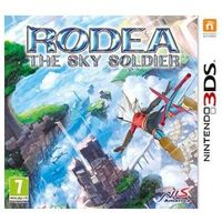 Nintendo 3DS Rodea the Sky Soldier