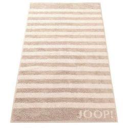 Ręcznik 100x50 cm classic stripes beżowy marki Joop!