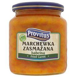 Marchewka zasmażana babcina 480 g Provitus, towar z kategorii: Przetwory warzywne i owocowe
