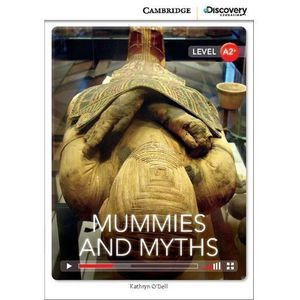 Mummies and Myths. Cambridge Discovery Education Interactive Readers (z kodem), Cambridge University Press