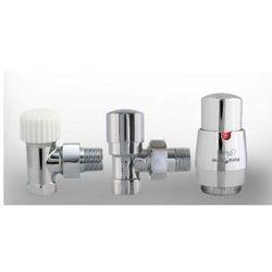 Zestaw zawór termostatyczny chrom Mera Term - oferta (552ddbaedf53d268)