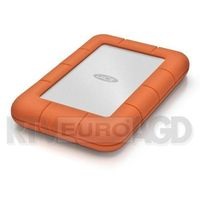 LACIE RUGGED 2TB USB-C USB3.0 Drop- crush- and rain-resistant for all-terrain use orange, STFR2000800