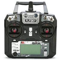 FlySky FS-i6X 10CH 2.4GHz + odbiornik FS-X6B AFHDS 2A i-Bus dla quadrocopterów
