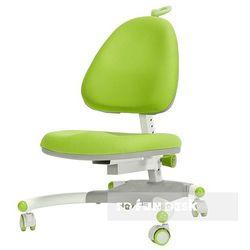 Fundesk Ottimo green - krzesełko ortopedyczne z regulacją wysokości