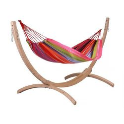 Zestaw hamakowy spring flow – wiosenny podmuch, tęczowy sf-h 239 marki La siesta