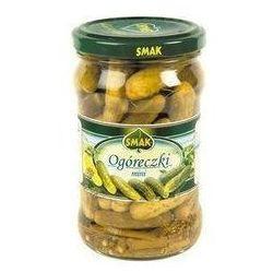 Ogóreczki konserwowe mini 300g  od producenta Smak
