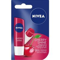 Nivea  pielęgnacyjna pomadka ochronna, fruity shine cherry
