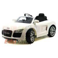 AUTO NA AKUMULATOR AUDI R8 SPYDER 2x 45W- licencja !!!