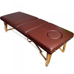 Stół Składany Do Masażu Komfort Wood At-009-2 Brown