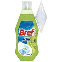 Żel do toalet Bref WC Fresh Pearls Fresh Apple 360 ml