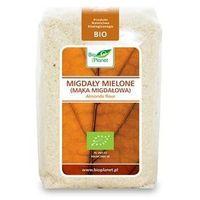 Bio planet Mąka migdałowa (mielone migdały) bio 250g -