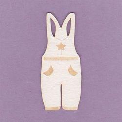 Ogrodniczki dziecięce - odk marki Crafty moly