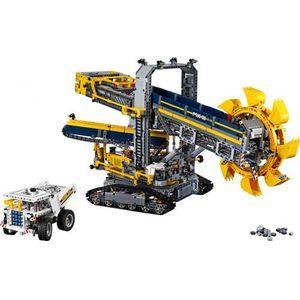 LEGO Technic, Górnicza koparka kołowa, 42055