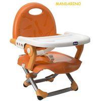 Chicco Krzesło Pocket Snack Mandarino (8058664018819)