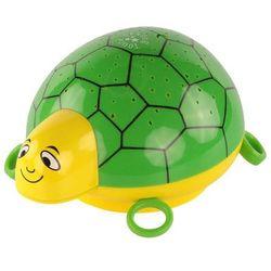 żółwik z projektorem gwiazd marki Ansmann