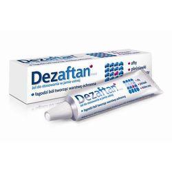 Dezaftan Med żel 8 g (artykuł z kategorii Preparaty na zapalenie dziąseł)