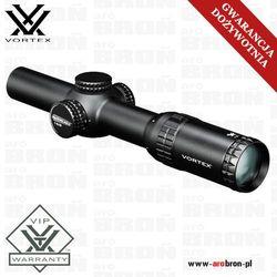 Luneta celownicza VORTEX OPTICS Strike Eagle 1-6x24 AR-BDC 30mm - W komplecie osłony okularu i obiektywu