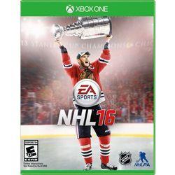 NHL 16, gra na konsolę Xbox One