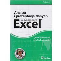 Analiza i prezentacja danych w Microsoft Excel. Vademecum Walkenbacha. Wydanie II, oprawa twarda