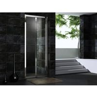 Drzwi prysznicowe Perfect Space 90x190 Oficjalny sklep REA - 5% rabatu, wysyłka gratis powyżej 1850 zł