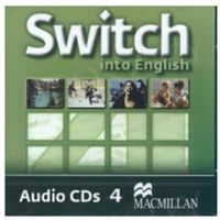 Switch Into English 4. CD do Podręcznika (9788360806104)