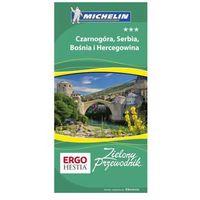 Czarnogóra, Serbia, Bośnia i Hercegowina. Zielony Przewodnik (ilość stron 320)