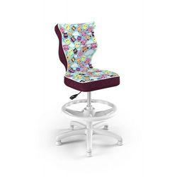 Krzesło dziecięce na wzrost 133-159cm Petit biały ST32 rozmiar 4 WK+P