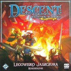 Descent: Legowisko Jaszczura, kup u jednego z partnerów