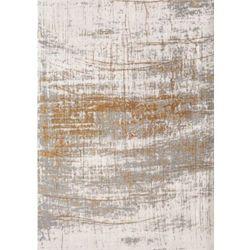 Złoto beżowy dywan nowoczesny Columbus Gold