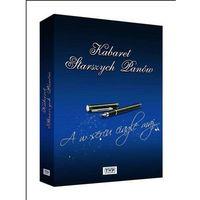 Kabaret Starszych Panów. A w sercu ciągle maj (4 DVD)
