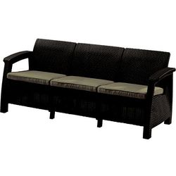 sofa ogrodowa corfu love seat max 17/428 marki Allibert