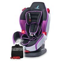Fotelik samochodowy CARETERO Sport Turbo 2015 purple + podarunek