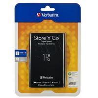 Store 'n' go usb 3.0 1 tb, marki Verbatim