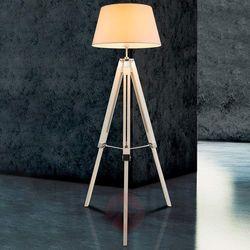 lampa stojąca biały, 1-punktowy - - obszar wewnętrzny - mareen - czas dostawy: od 4-8 dni roboczych marki Globo