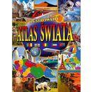 Ilustrowany atlas świata + zakładka do książki GRATIS (96 str.)