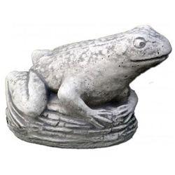 Figura ogrodowa betonowa żaba 10cm