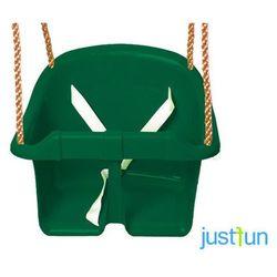 Huśtawka kubełkowa ECO - zielony, kup u jednego z partnerów