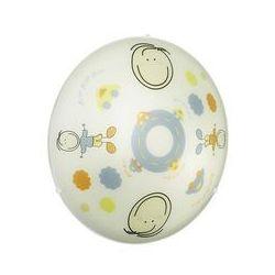 EGLO 88972 - Lampa sufitowa Plafon dziecięcy JUNIOR 2 2xE27/60W wielobarwna - sprawdź w wybranym sklepie