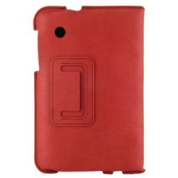 4World Etui - stand dla Galaxy Tab 2, Ultra Slim, 7'''', czerwony - sprawdź w wybranym sklepie