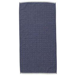 Ręcznik 100x50 cm sento niebieski marki Ferm living