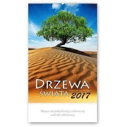 Kalendarz ścienny 2017, Drzewa świata